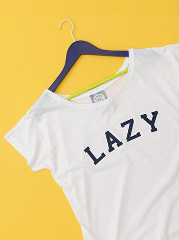 Photo of Lazy - Womens T-Shirt