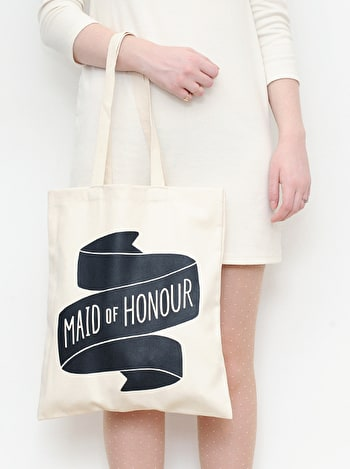 Photo of Maid of Honour - Black - Second