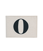 Letter O - Second