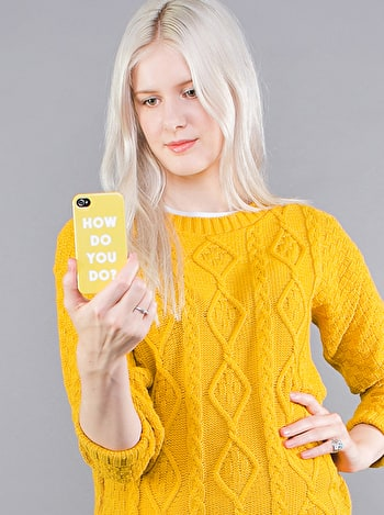 Photo of How Do You Do? - iPhone 4/4S Case