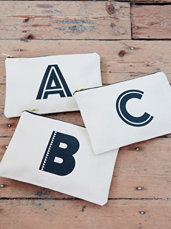 Photo of Letter D
