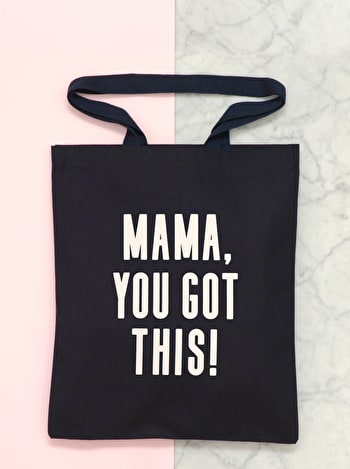 Photo of Mama, You Got This - Cotton Tote Bag