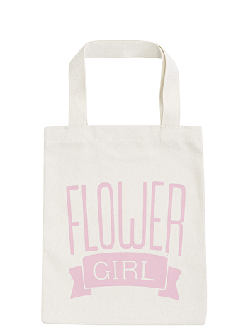 Photo of Flower Girl Rose - Mini Wedding Bag
