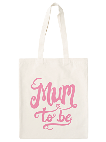 Photo of Mum To Be - Cotton Tote Bag