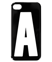 Initial iPhone 4/4S Case