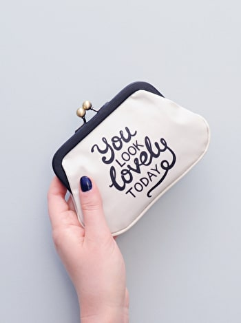 Photo of You Look Lovely Today - Coin Purse