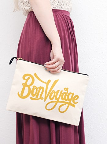 Photo of Bon Voyage - Extra Large Travel Pouch