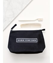 Damn Fine Dad - Wash Bag
