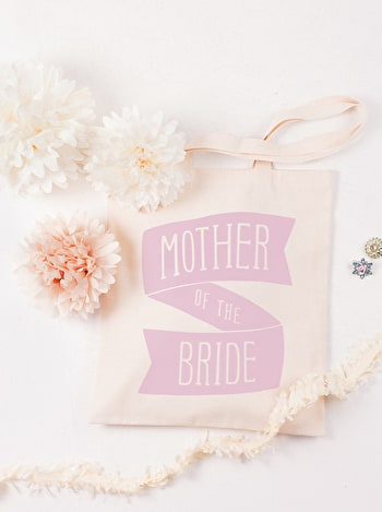 Photo of Mother of the Bride Rose - Wedding Tote Bag