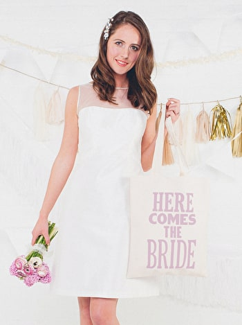 Photo of Here Comes the Bride