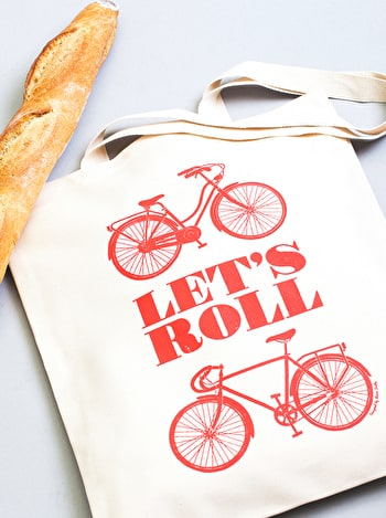 Photo of Let's Roll - Laura Seaby for Alphabet Bags
