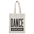 Dance - Cotton Tote Bag