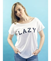 Lazy - Womens T-Shirt