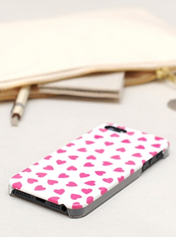 Photo of Hearts - iPhone 5/5S/SE Case