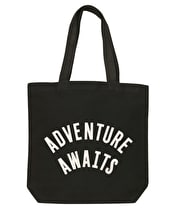 Adventure Awaits - Canvas Tote Bag