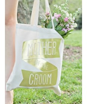 Mother of the Groom - Gold - Second