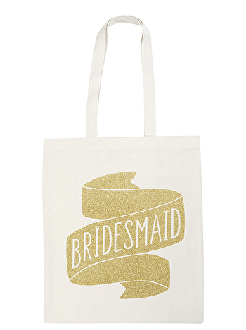 Bridesmaid - Glitter - Second