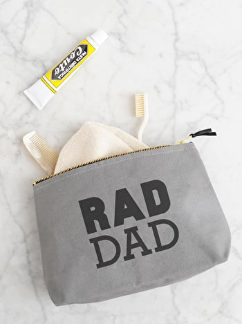Photo of Rad Dad - Wash Bag
