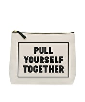 Pull Yourself Together - Wash Bag