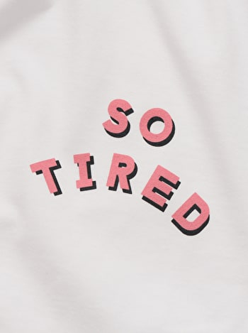 Photo of So Tired  - T-Shirt