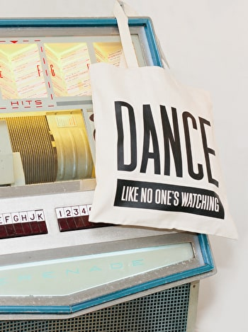 Photo of Dance - Cotton Tote Bag