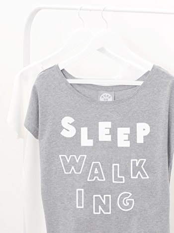 Photo of Sleep Walking - Womens T-Shirt