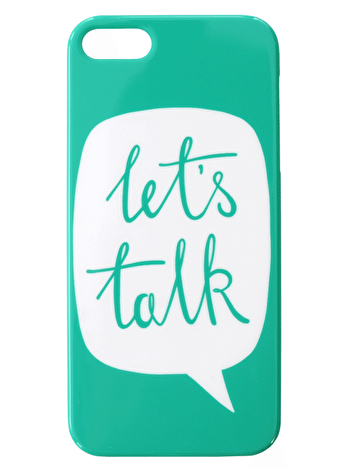 Photo of Let's Talk - iPhone 5/5S/SE Case