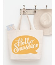 Hello Sunshine Big Bag - Second