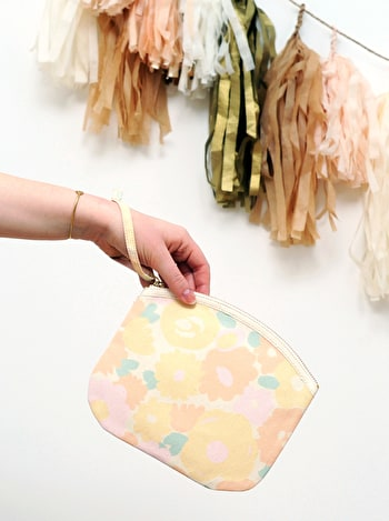 Photo of Floral - Canvas Pouch