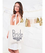 Bride To Be - Grey