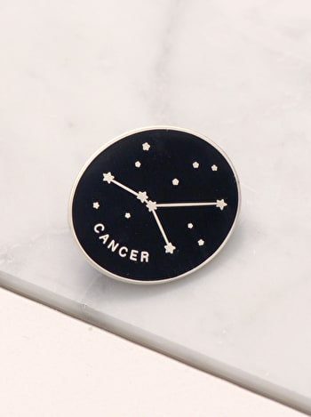 Cancer - Enamel Pin