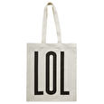 LOL - Cotton Tote Bag