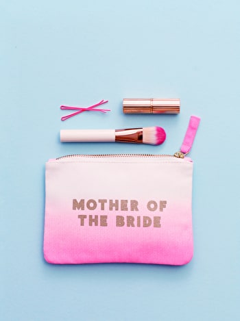 Photo of Mother of the Bride Ombré - Wedding Pouch