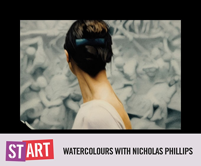 START: Watercolours with Nicholas Phillips