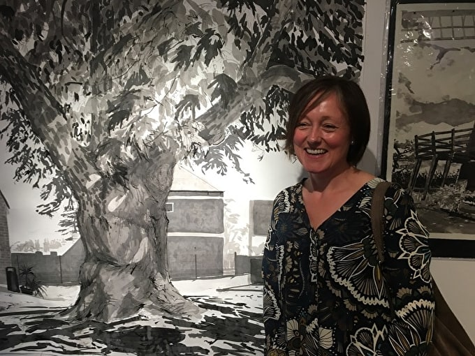 WILDCARD KIM WHITBY IS THROUGH TO THE FINAL OF SKY ARTS LANDSCAPE ARTIST OF THE YEAR 2016