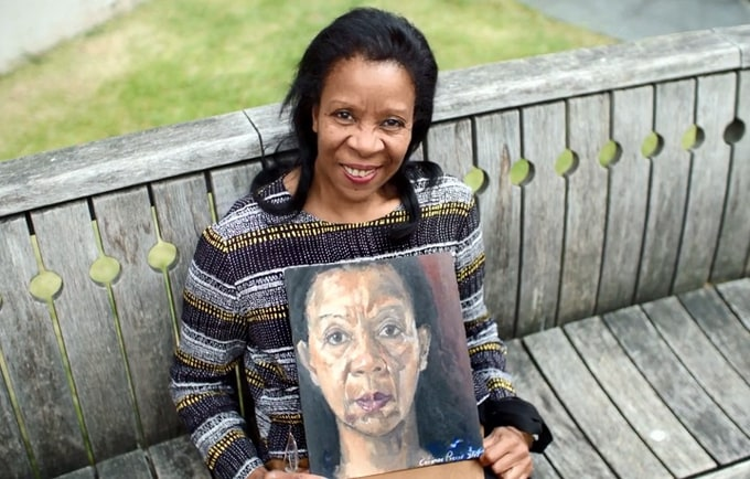 EXCLUSIVE INTERVIEW WITH HEAT 5 WINNER OF SKY ARTS PORTRAIT ARTIST OF THE YEAR