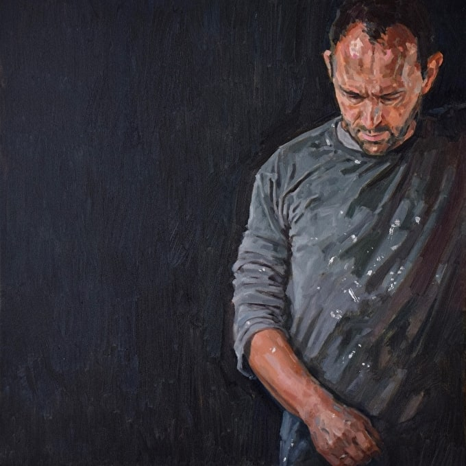 Gregory Mason Wins Heat 4 of Sky Arts Portrait Artist of the Year