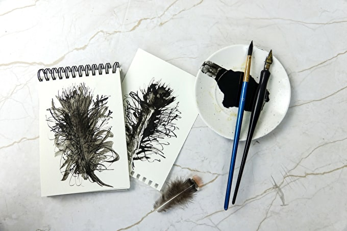 How to: Get your drawing game on with Inktober