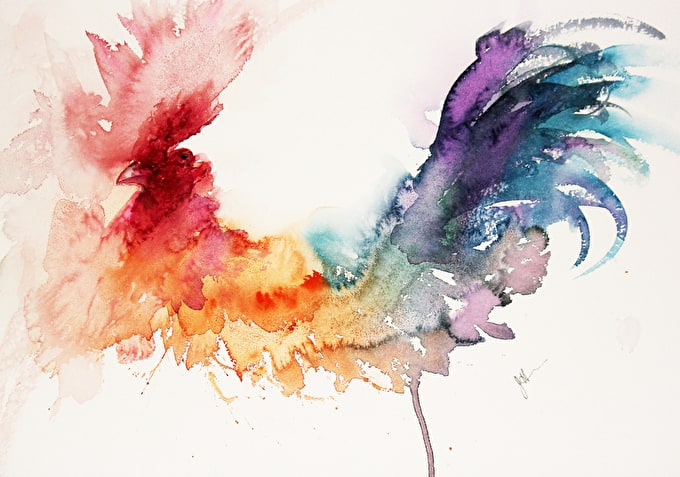 Jean Haines' Passion for Watercolour