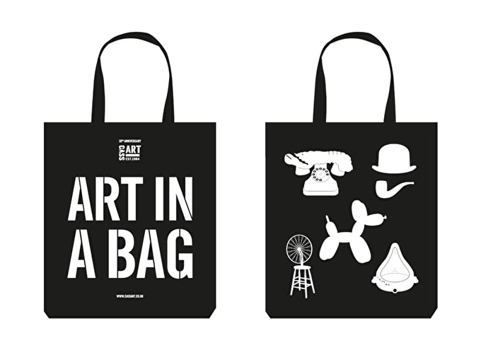 Art In A Bag Is Back