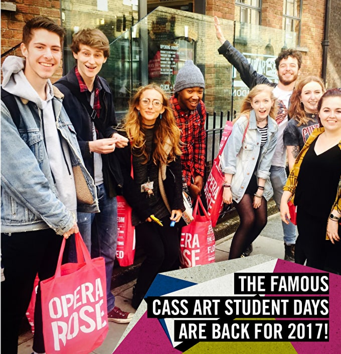 Student Day 2017 • FREE £30 Goodie Bag + 20% OFF EVERYTHING!