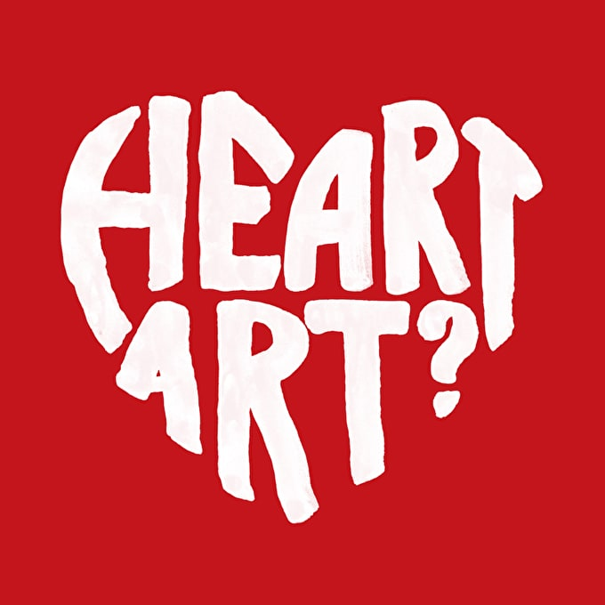 Heart Art – Show Your Love and win £100