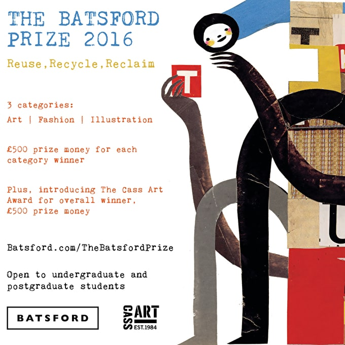 past event: Open For Entries: The Batsford Prize 2016