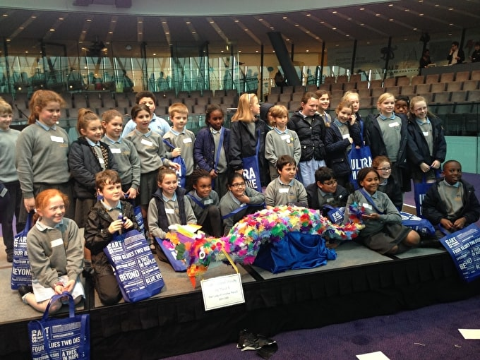 Past Event: Winners Announced For Fourth Plinth Schools Awards 2014