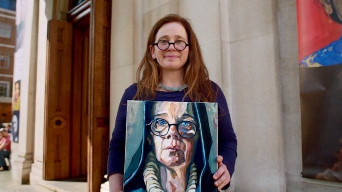 EXCLUSIVE INTERVIEW WITH HEAT 2 WINNER OF SKY ARTS PORTRAIT ARTIST OF THE YEAR