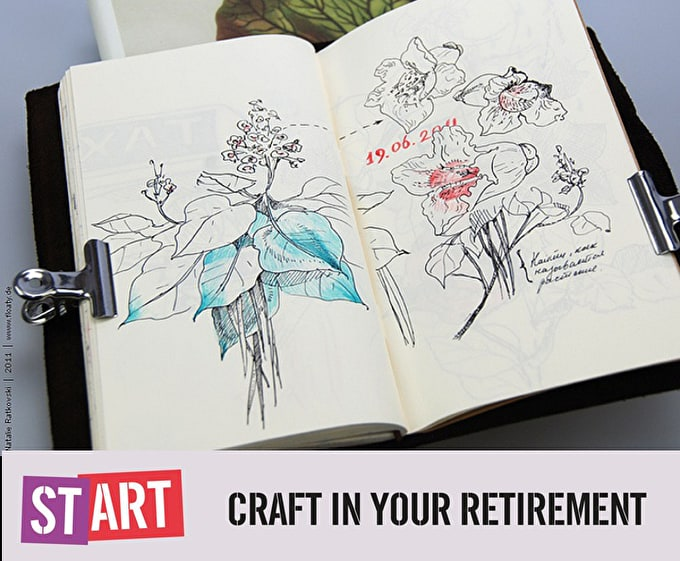 Start: Craft in your retirement