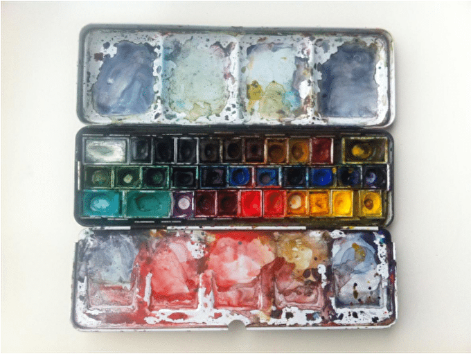"""""""Top 5 Art Products and Supplies to Never Be Without"""" from our Product Specialist Chris Bond"""