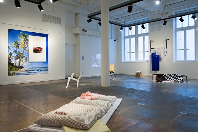 Home & Away • An Extraction of the Domestic Space at the Art Space Glasgow