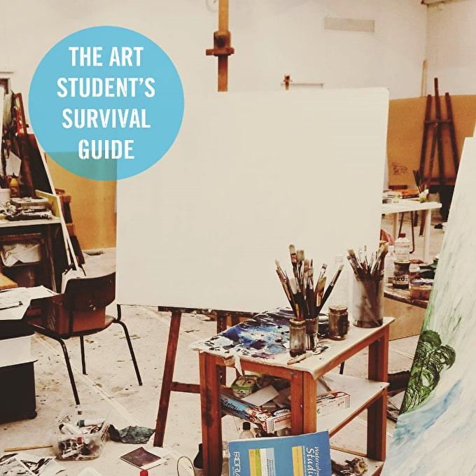 The Art Student's Survival Guide to: Life Drawing