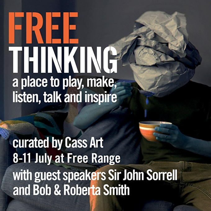Free Thinking 2016: A Place to Play, Make, Listen, Talk & Inspire